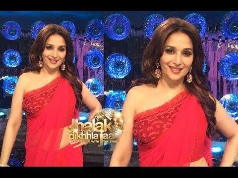 Hot Madhuri Dixit's SEXY AVATARS On Jhalak Dikhhla Jaa 7!