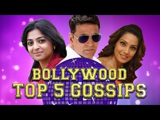 Bollywood Top News Of The Day | 25th April 2016 | Bollywood News