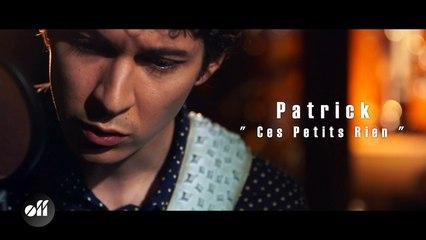 Patrick « Ces petits riens » (reprise de Serge Gainsbourg)
