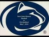 Penn State Altoona Baseball vs. Pitt-Bradford