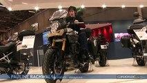 Vidéo en direct du Salon de la Moto : le Suzuki V-Strom fait son retour