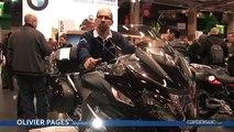 En direct du salon de la moto : BMW R 1200 RT