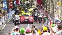 Flamme rouge - Étape 10 (Escaldes-Engordany / Revel) - Tour de France 2016