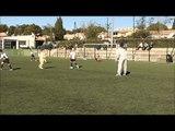 football nicolas arrets jeune gardien de but 10 ans sc jacou u11 debut 2012/2013