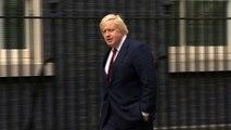 Royaume-Uni: Boris Johnson veut quitter l'UE mais pas l'Europe