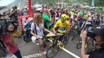 Onboard camera / Caméra embarquée - Étape 10 (Escaldes-Engordany / Revel) - Tour de France 2016