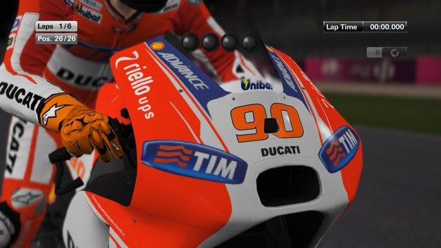 MotoGP 15 - MotoGP Season Ducati - Round 1 - Losail, Qatar