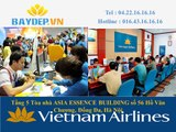 Vietnam Airlines Agency office in Ha Noi, Vietnam Airlines air ticket agency hanoi