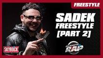 Freestyle [Part. 2] Sadek Feat. Guest dans #PlanèteRap