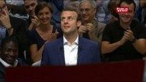 """Macron: """"Imaginez où nous serons dans 3 mois, dans 6 mois, dans un an !"""""""