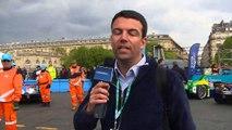 ePrix de Paris - premier live Caradisiac