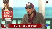Enrique Iglesias Corazon Entrevista/ Enrique Iglesias Corazon Interview