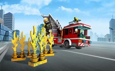 LEGO CITY MY CITY 2 GAMEPLAY WALKTHROUGH NO COMMENTARY FIRE FRENZY #6