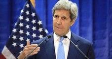 Kerry Konuşmasına 'Selamun Aleykum' Diyerek Başladı! ABD Verdiği Sözü Tutacak