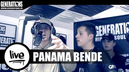 Panama Bende - Ave (Live des studios de Generations)