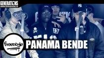 Panama Bende - Freestyle #BendeMafia (Live des studios de Generations)