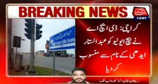 Karachi: Beach Avenue Named With Abdul Sattar Edhi