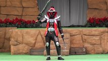 Kamen Rider ghost show Kamen Rider ghost Musashi soul appeared!