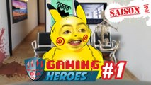 LES GAMING HEROES VONT A POLE EMPLOI - 2x01