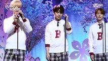 [Fancam] Hyunsik of BTOB(비투비 임현식) Remember that(봄날의 기억)@M COUNTDOWN_160331 EP.74