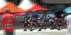 Championnat de France piste Finale fond poussins
