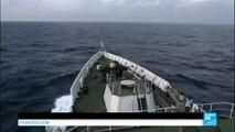 Mer de Chine méridionale : Pékin voit rouge et affirme son droit de se doter d'une zone de défense aérienne