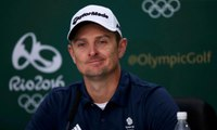 Justin Rose 'disappointed' top golfers not at Olympics in Rio – video