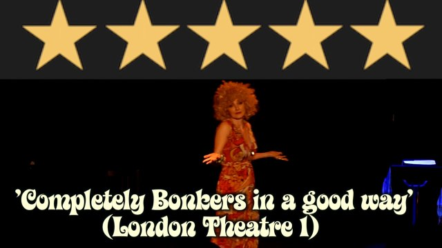 Edinburgh shows trailer The Singing Psychic Free Fringe