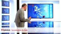 La semaine de Kak : Macron comme Icare ?