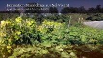 Formation MSV M Bouché 03/2016 - Partie 3 Profondeur de travail des vers de terre