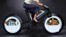 Cyclotron Bike : le vélo du futur