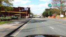 Farnborough Driving Test Clock House Roundabout - Video 2