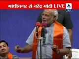 For Gujarat, Diwali this year is on December 20: Narendra Modi