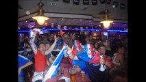 Gayant 2016, avec des BLEUS qui défilent ; puis les BLEUS de l'Euro 2016, avec une ambiance de FEU, au Quai 121 - Douai !...