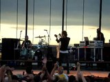 """Incubus """"Wish you were here"""" at the Gorge 8-25-2007"""