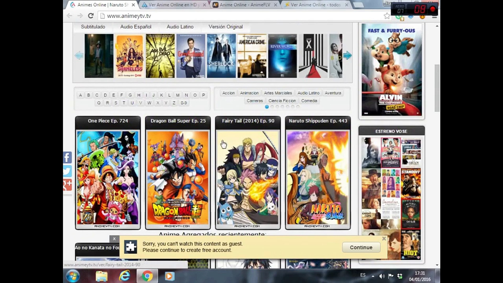 Aplicaciones Para No Ver Porno 4 paginas para ver anime