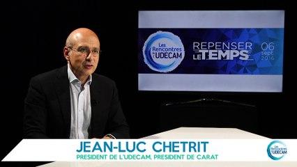 [Rencontres 2016] 6 septembre 2016 - Jean-Luc Chetrit - Teaser 1