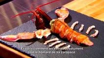 Gordon Ramsay nous montre comment décortiquer un homard parfaitement