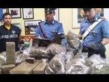 Terlizzi (BA) - Nascondeva 50 chili di droga in cantina: arrestato (12.07.16)