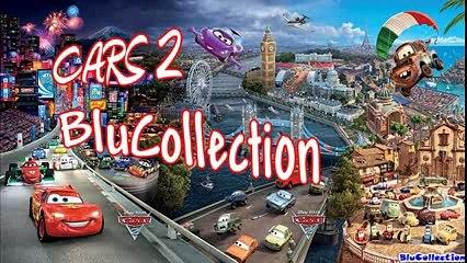 Cars 2 Mater with Spy Glasses Diecast Damaged Rod Torque Redline Disney Pixar Figures