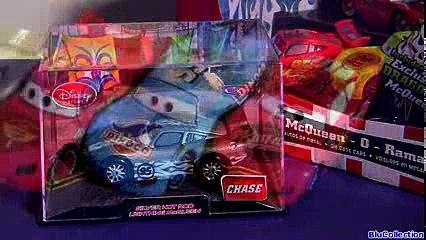 Cars 2 McQueen-O-Rama 5-pack Dragon EXCLUSIVE Silver Hot Rod Lightning McQueen Disney Pixar