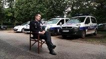Défilé du 14 juillet 2016 : portraits croisés Police Nationale 2/5