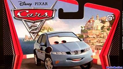 Cars 2 Nick Cartone #46 Diecast 2013 Mattel Disney Pixar toys WGP Tokyo Reporter World Grand Prix