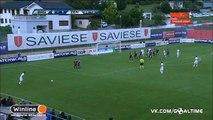 Javi Garcia GOAL - Basel (Sui) 0-2 Zenit Petersburg (Rus) 13.07.2016