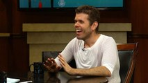 Perez Hilton on bullying and past celebrity feuds