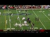 Texas Tech vs Texas, Techs last touchdown