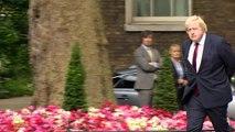 GB: les nouveaux ministres arrivent au 10 Downing Street