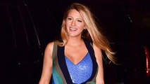 Blake Lively Stuns in Two Gorgeous Pregnancy Outfits -- See Her Baby Bump Looks!