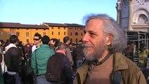 25/11/2010 Torre di Pisa occupata