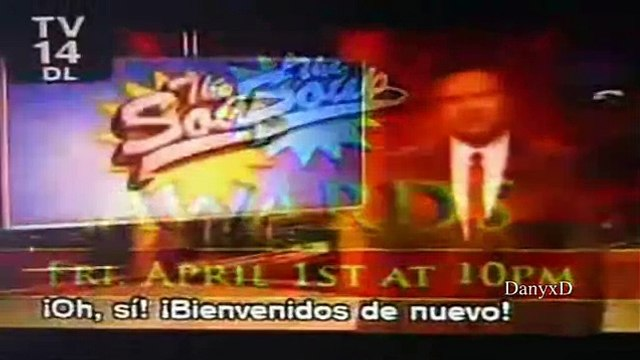 """Triunfo Del Amor"" en The Soup • 26/03/2011"